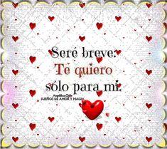 SUEÑOS DE AMOR Y MAGIA: Te quiero solo para mi