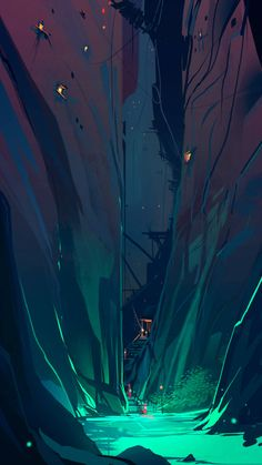 ArtStation – Ritual, Matteo Bassini – Art Drawing Tips Landscape Concept, Fantasy Landscape, Landscape Art, Fantasy Art, Environment Concept Art, Environment Design, Pinterest Instagram, Images Wallpaper, Mobile Wallpaper
