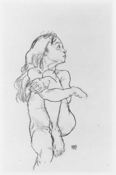 Egon Schiele 1918