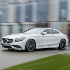Mercedes S63 AMG Coupé #CarFlash