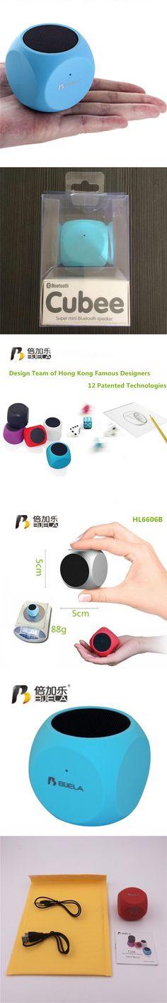 BIJELA HL6606B  Wireless Speakers Mini Bluetooth Speaker Portable Outdoor  3W Super Bass Smart  Handsfree With Mic