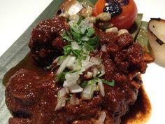 Mexican Food- (Mixiote de cordero)