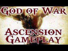 God of War: Ascension E3 2012 Gameplay Demo [HD]