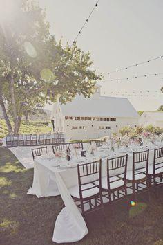 """A Perfect Summer's Day"" – A Californian Vineyard Wedding: Athena & Jonny"