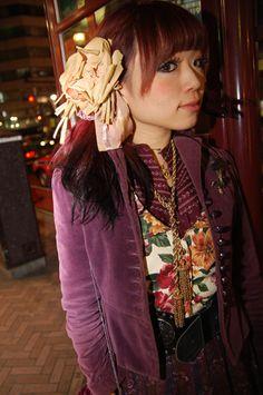 dolly kei fashion | 1x1.trans vintage tokyo style mori lolita kawaii fashion