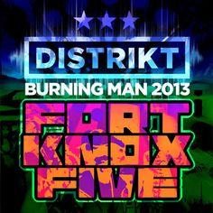 FK5 Burning Man Mix