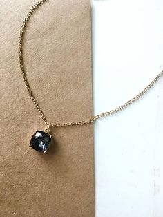 Stone Pendent Necklace