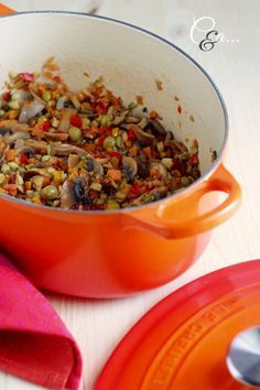 Cucinando e assaggiando...: Sugo alle verdure