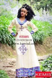 Image result for habesha dress