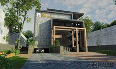 College Building Design | By Designs – City College, Multan |