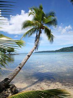 Chuuk Lagoon, Fiji    Photograph by Amelia Weiss
