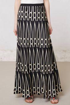 Alopa Maxi Skirt - anthropologie.com