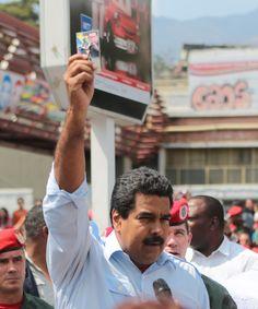 El presidente Nicolás Maduro ganó las elecciones presidenciales del pasado 14 de abril con el 50,61% de los votos. Más de 60 países y el pueblo venezolano han manifestado su apoyo al mandatario. (Foto: Prensa Presidencial)