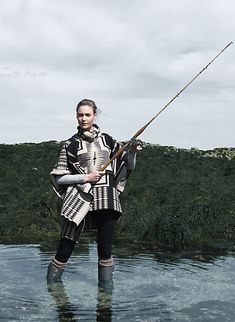Hell yeah!! I need a fishing outfit like this lol, my bf would die