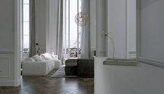 miniature Rénovation moderne d'un appartement haussmannien, Paris, new home agency - architecte d'intérieur