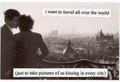 :) love him & his kisses!