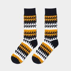 High Quality 1 Pair of Spring Summer Men Colored Striped Cotton Socks Art Jacquard Socks Hit Color Long Dot Happy Socks Neutral Socks, Fashion Socks, Mens Fashion, Wedding Socks, Dress Socks, Men's Socks, Argyle Socks, Socks Men, Patterned Socks
