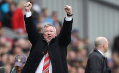 This man was born to win-Sir Alex Ferguson- Legendary Man Utd Manager! Premier League, Manchester United Players, Sir Alex Ferguson, This Man, Beckham, The Unit, Football, In This Moment, My Style