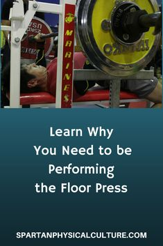 Learn why the floor press is an outstanding alternative to the traditional bench press. It can be performed with minimal equipment and is much less stressful on your shoulder joints. Traditional Benches, Compound Exercises, Shoulder Joint, Bench Press, Calisthenics, Powerlifting, Upper Body, Physical Fitness, Physics