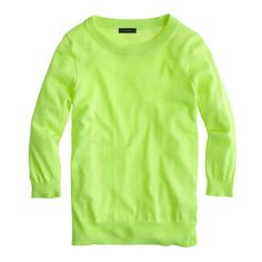 J.Crew - Merino wool Tippi sweater... Love the color