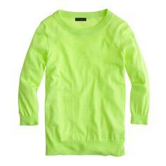J.Crew - Merino wool Tippi sweater... Love the color