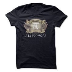 Excellent Ultimate Pi Day 2015 Crest T-shirt T-Shirts, Hoodies, Sweaters