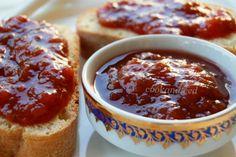 COOKANDFEED : μαρμελάδα ροδάκινο-δαμάσκηνο/Peach-Prune Jam