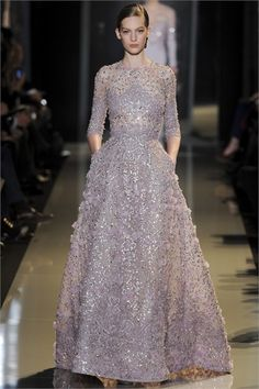 Sfilata Elie Saab Paris - Alta Moda Primavera Estate 2013 - Vogue