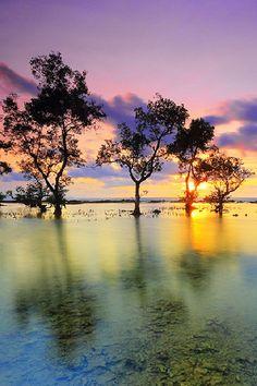 ~~Almost Night | beach sunset by Hasiholan Pank~~