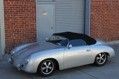 Porsche 356 Outlaw Speedster
