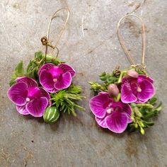 Flower Crown, Flower Art, Floral Bodies, Floral Necklace, Clay Flowers, Arte Floral, Floral Hair, Corsage, Bridal Accessories