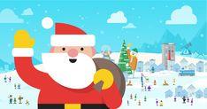 Google Santa Tracker 今年も盛りだくさんだな https://shr.tc/2j1N1Bl