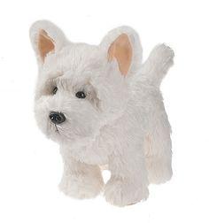 Webkinz West Highland Terrier $13.95