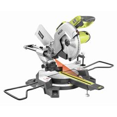 Ryobi Slide Compound Mitre Saw with Laser 305mm 2200W