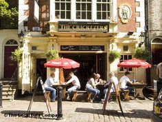 The Cricketers - Richmond-on-Thames