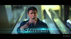 The Expendables 3 Trailer-Sylvester Stallone, Jason Statham, Jet Li, Antonio Banderas, Wesley Snipes  Dolph Lundgren, Mel Gibson, Harrison Ford, and Arnold Schwarzenegger