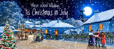 Christmas in July – Snow & All - Family Capers July Holidays, Christmas In July, School Holidays, All Family, Days Out, Day Trip, Cool Kids, Melbourne, Places To Go