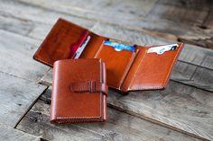 3303 Trifold Wallet Minerva by HEVITZ on Etsy