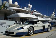 Maserati MC12    http://pinterest.com/treypeezy  http://OceanviewBLVD.com