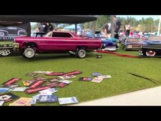 Rc Cars And Trucks, Custom Trucks, 64 Impala Lowrider, Lowrider Model Cars, 70s Toys, Hot Wheels Cars, Car Drawings, Plastic Models, Scale Models