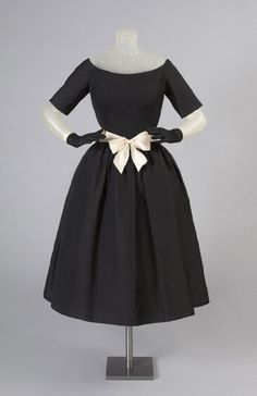 Dress    Gustave Tassell, 1957