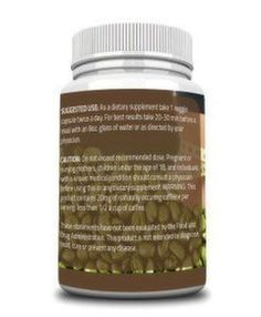 Green Coffee Bean Extract Side 1