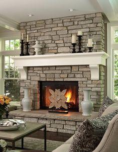 fireplace idea?