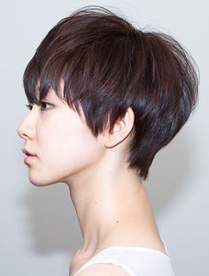 DaB | hair salon at omotesando daikanyama - STYLE 1 STYLE: SHORT