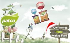 Big #brand and choices of healthy snack that height of taste only #PatcoFoods http://www.patcofood.com/