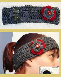 Crochet headband patterns