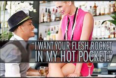 If WOMEN used pick up lines... (18 photos)