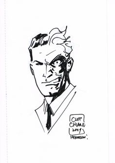 Two-Face by Cliff Chiang