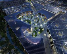 Masdar Sustainable City / LAVA