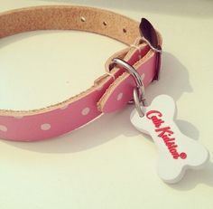 Cath Kidston doggie collar  Cath Kidston, Personalized Items, Bracelets, Leather, Jewelry, Fashion, Moda, Jewels, Fashion Styles